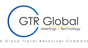 GTR Global Meetings and Technology identity